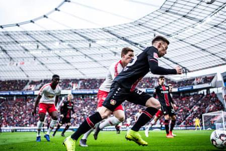 RB Leipzig x Bielefeld