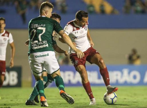 Goiás x Fluminense