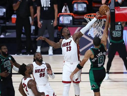 Miami Heat X Boston Celtics
