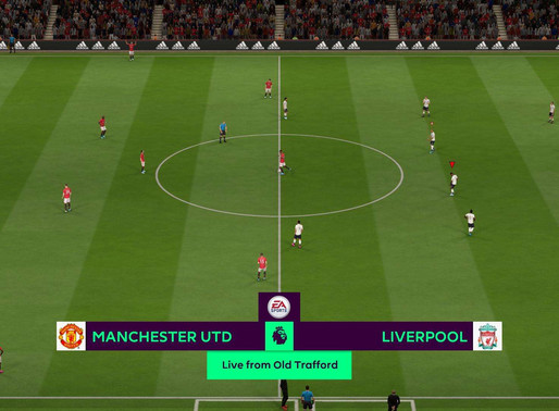 FIFA: A Nova Grade de Jogos da LiveArena