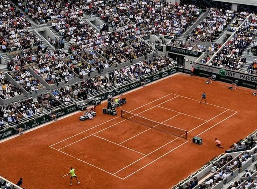 Ídolo e Fã:Os Campeões de Roland Garros