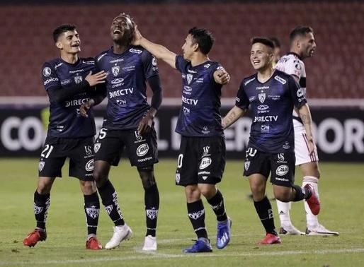 Crescimento do Futebol no Equador