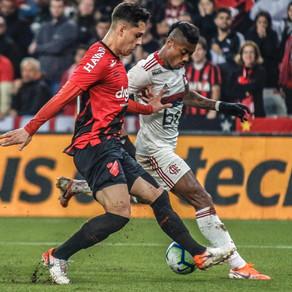 Athlético-PR x Flamengo