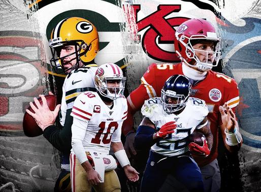 NFL 2020 - Divisões Times e Previsões (Parte I)
