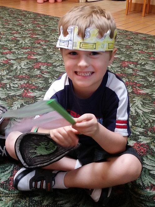 Hear Ye  - Teasing Isn't Nice -  Play Along Virtual Learning