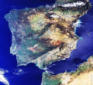 5 casillas sobre agua y regadío en España y un poquito en el mundo