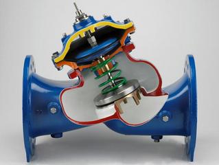 Criterios para la elección de una válvula hidráulica de diafragma