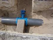Cálculo de macizos de anclaje para tuberías