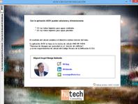 Aplicación para el cálculo de evacuación de aguas (ACEV+)