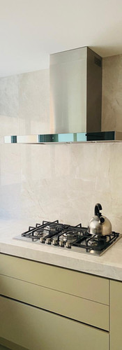 MONTECRISTO - Kitchen + Full Backsplash I