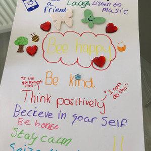 Interns focus on Kindness!