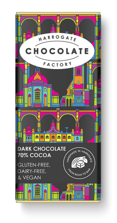 Harrogate Chocolate Factory 44g Bar Mock