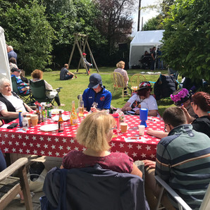The HS4LC Summer BBQ 2019!