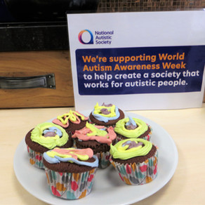Bake Sale for World Autism Awareness Week!