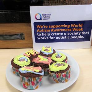 Bake Sale for World Autism Awareness Week!