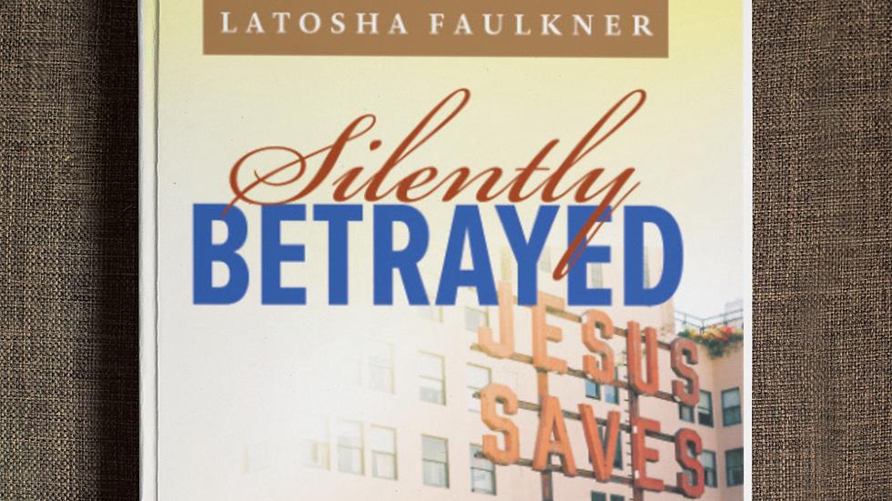 Silently Betrayed-Signed Hardback Copy