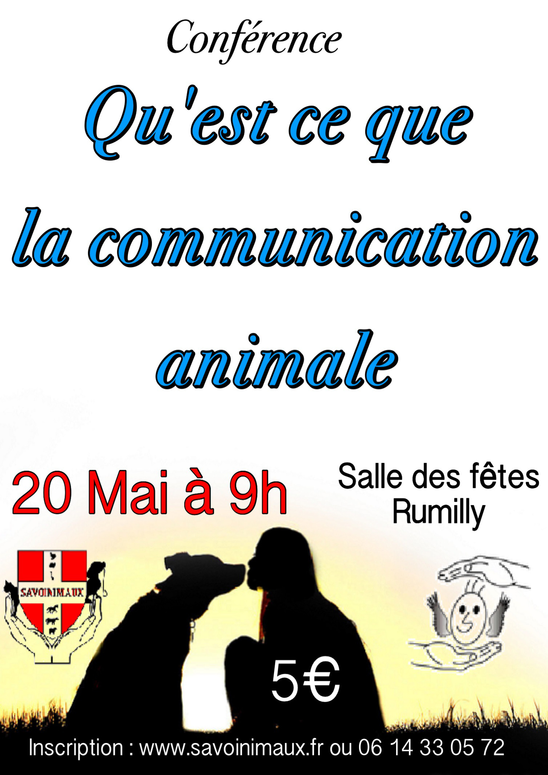 Affiche communication