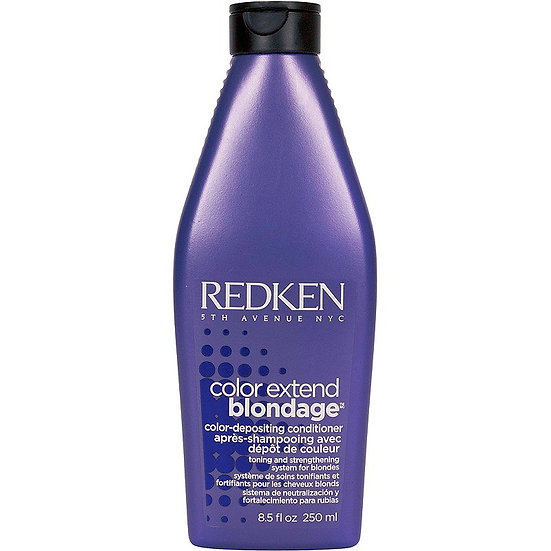 Redken Color Extend Blondage Color Depositing Purple Conditioner