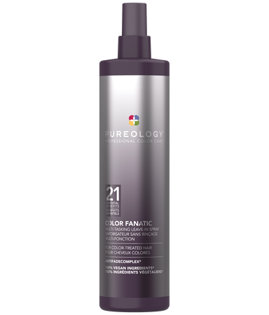 Pureology Color Fanatic Multi Tasking Leave In Spray