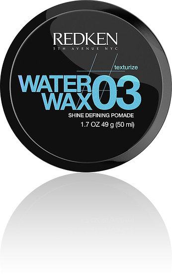 Redken Water Wax 03 Texturizing Pomade