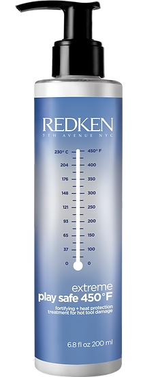 Redken Extreme Play Safe 3 In 1 Leave In Treatment