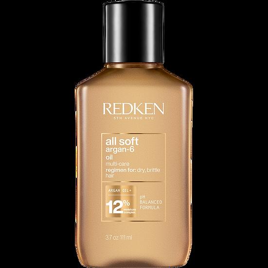 Redken All Soft Argan 6 Oil