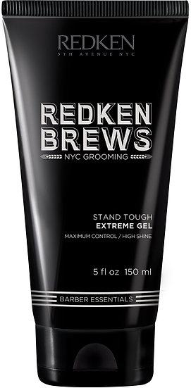 Redken Brews Extreme Hair Gel Stand Tough