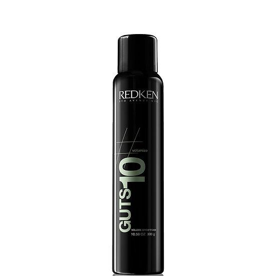 Redken Guts 10 Volumizing Spray Foam