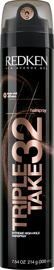 Redken Triple Take 32 Extreme High Hold Hairspray