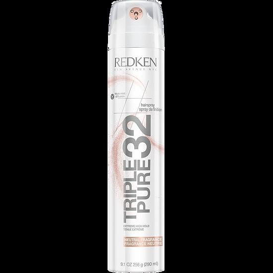 Redken Triple Pure 32 High Hold Hairspray