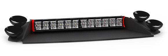 Feniex - Fusion 2X Dash Light Dual Color 180*