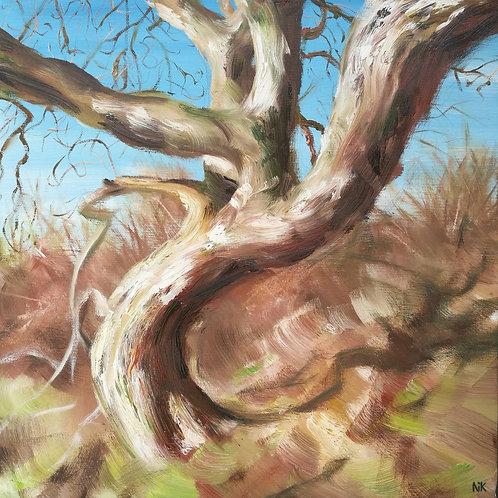 'Soul Tree' Original Oil Painting