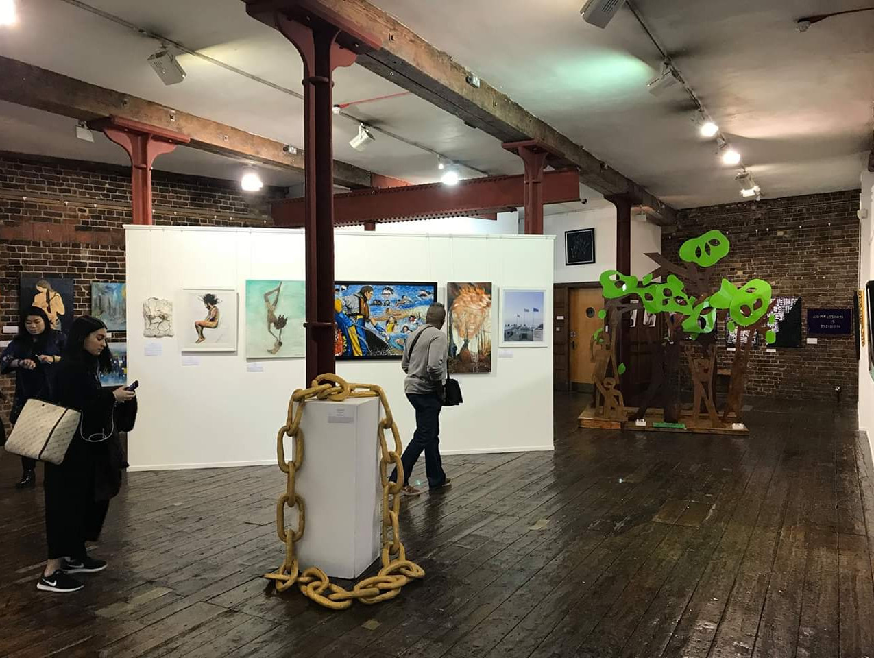 Menier Gallery_Hope art exhibition