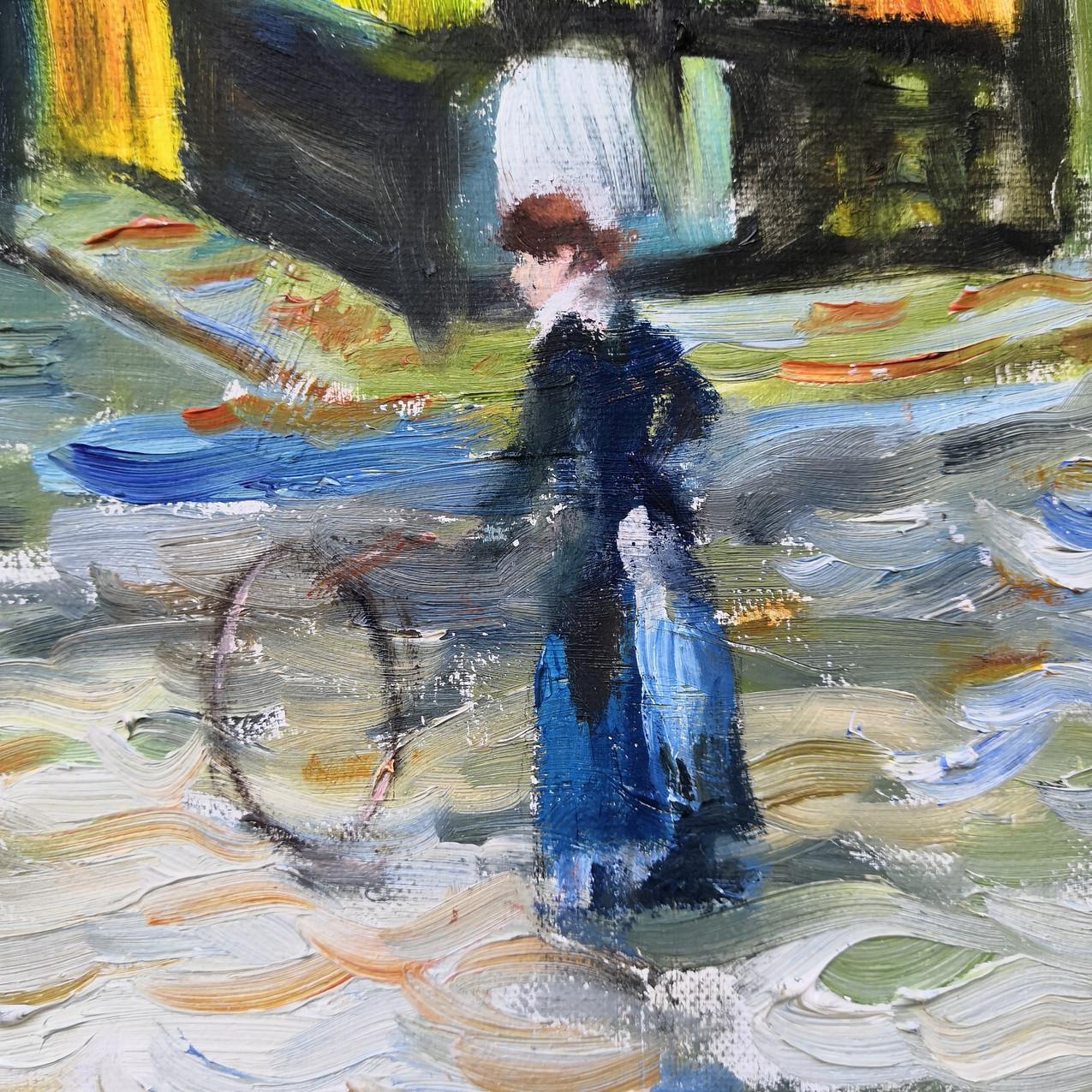 Jeanne Louise Calment_Van Gogh_Nick Pike