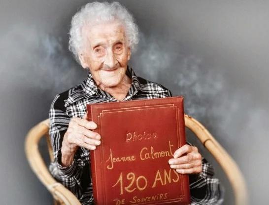Jeanne Calment 120