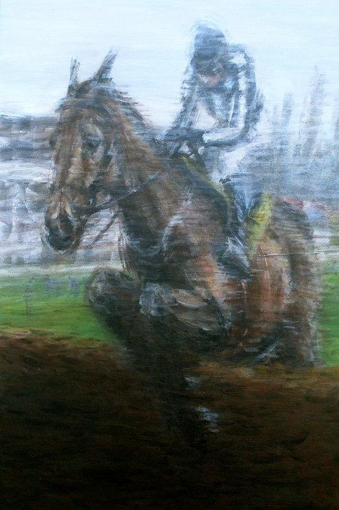 'Imperial Commander' Original Painting