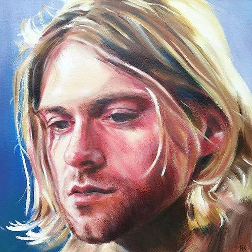 'Kurt' Original Painting