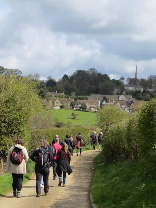 Painswick group walk