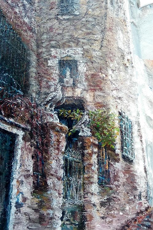 'Gatekeepers' Original Painting
