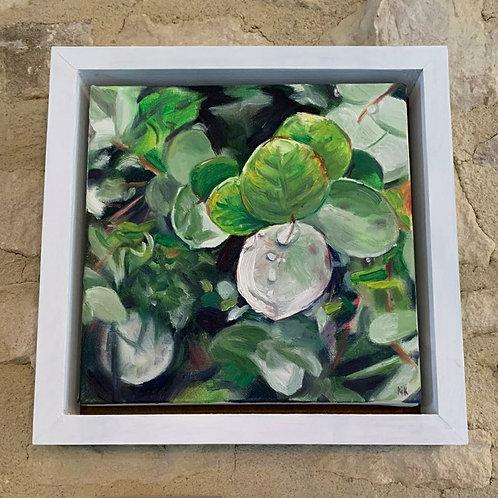 'Eucalyptus Tears' Framed Original Painting