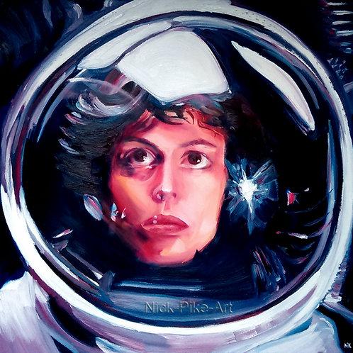 'Ripley' Original Painting