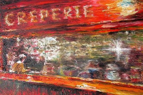 'Missing Notes' Original Painting