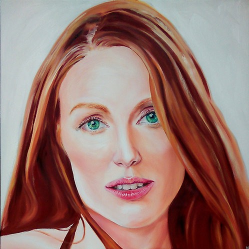 'Julianne' Original Painting