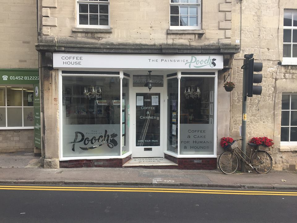 Painswick Pooch coffee house