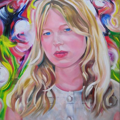 'Lea' Original Painting
