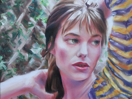 Seductive, Charismatic and Timeless art exhibition in Painswick, Stroud