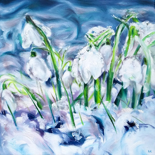 'Morning Frost' Original Painting