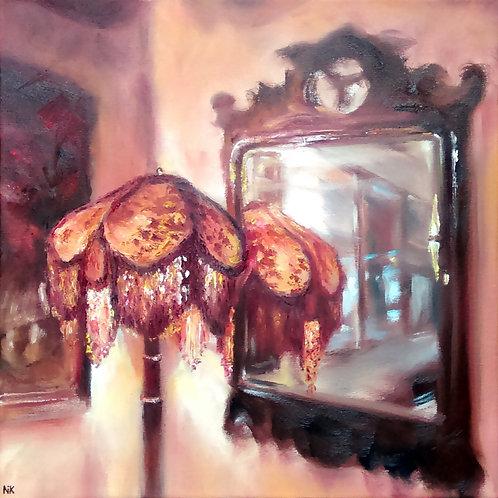 'Interior' Original Painting