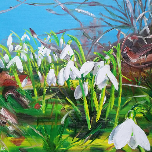 'The Coming of Spring' Original Painting