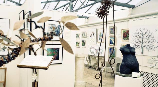 Burford Art gallery